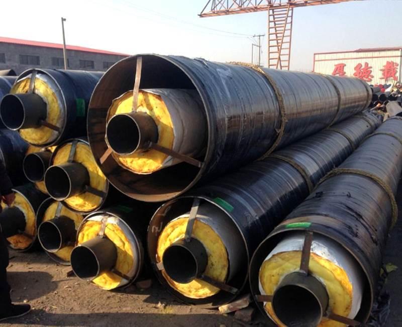 钢套钢保温钢管供应商