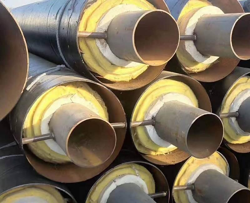 钢套钢保温无缝钢管价格