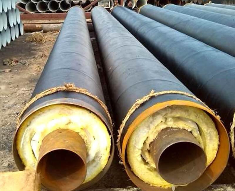 蒸汽直埋保温钢管