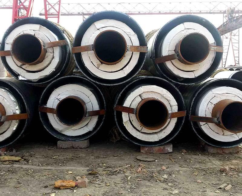 聚氨酯钢套钢保温钢管厂家