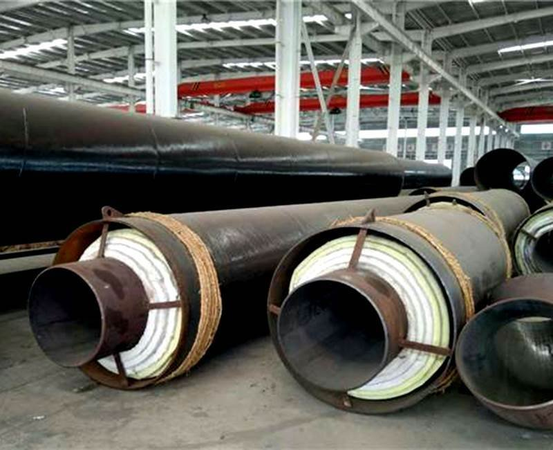 钢套钢防腐保温钢管生产厂家