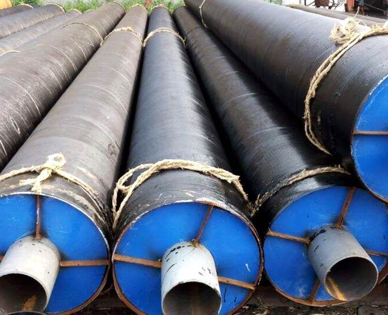钢套钢预制直埋保温管厂家