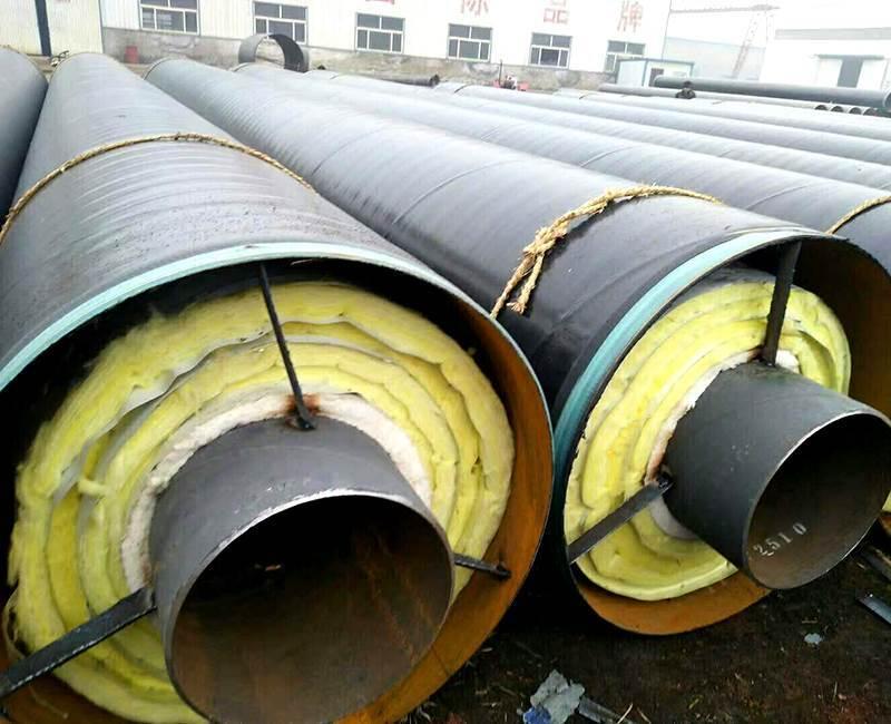 蒸汽钢套钢保温钢管厂家