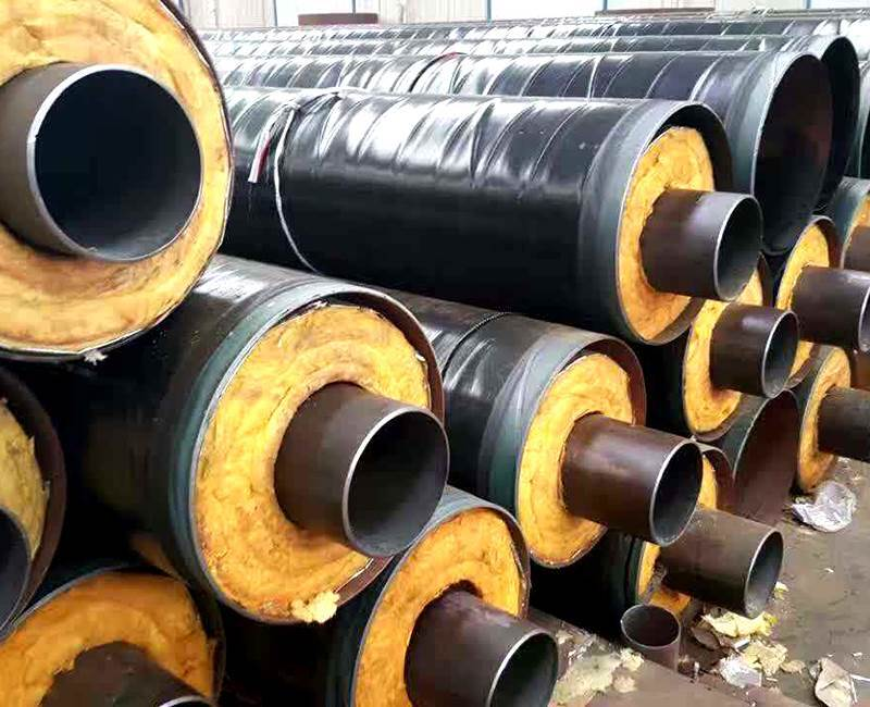 内滑动钢套钢保温钢管价格