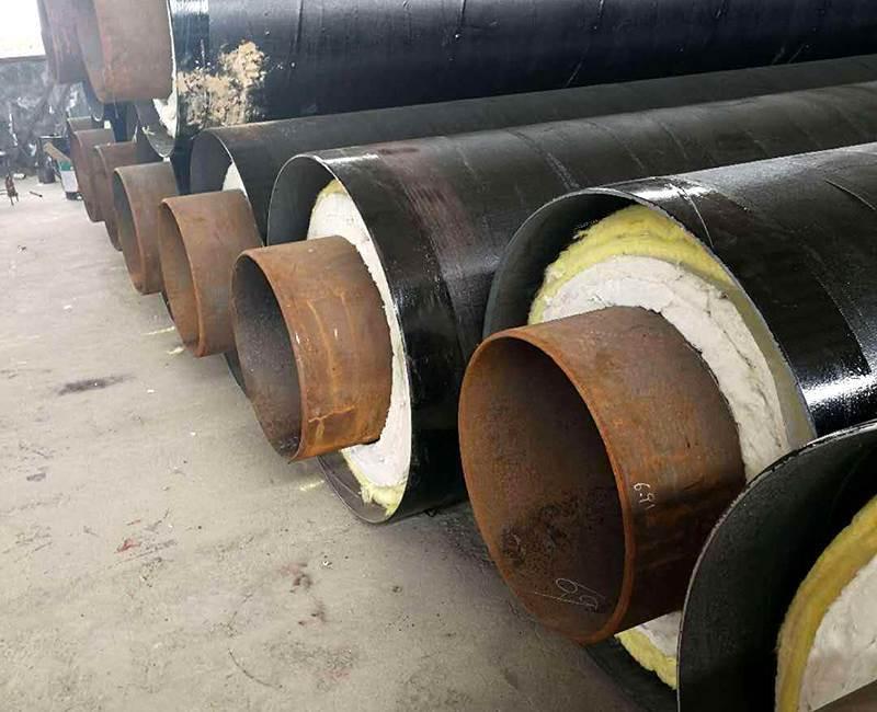 钢套钢直埋保温钢管生产厂家