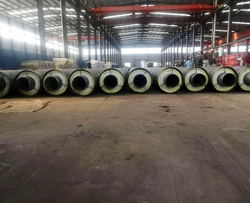 钢套钢保温螺旋钢管价格