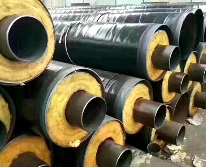 外滑动钢套钢保温钢管厂家