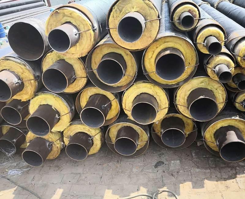 外滑动钢套钢蒸汽保温钢管厂家