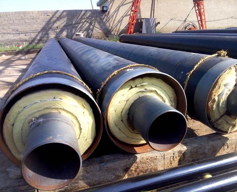 钢套钢直埋保温无缝钢管厂家