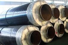 蒸汽管道专用钢套钢直埋保温钢管