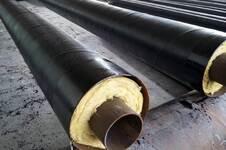 钢套钢防腐保温管道厂