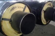 钢套钢蒸汽直埋保温无缝钢管