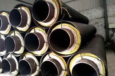 内滑动钢套钢蒸汽直埋保温钢管