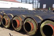 钢套钢蒸汽保温螺旋钢管生产厂家